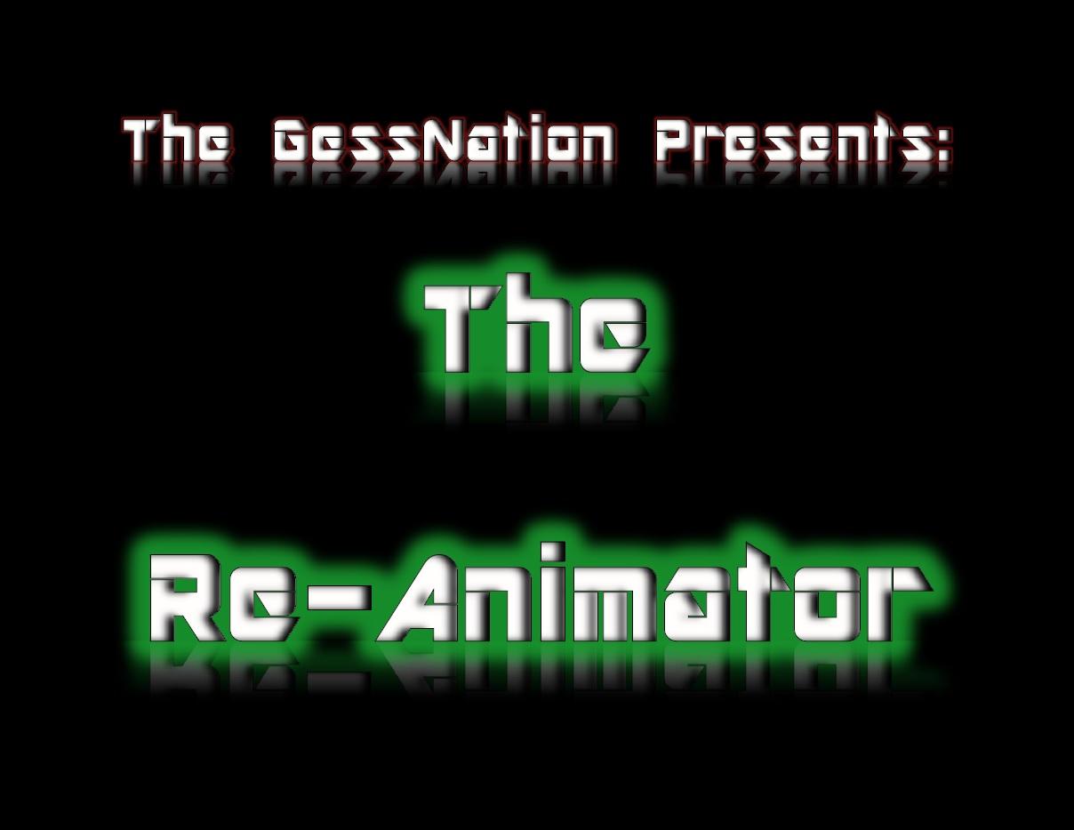 SonicMercury.com,TheGessNation 13 Days of Halloween The Re-Animator