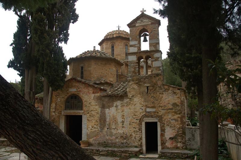 Kesariani monastery