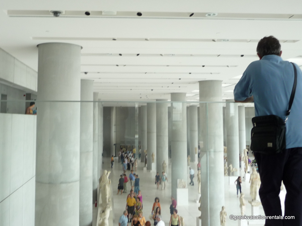 Concerts at the Acropolis Museum