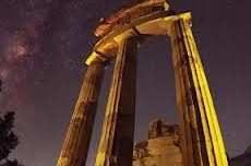 athens planetarium shows for christmas