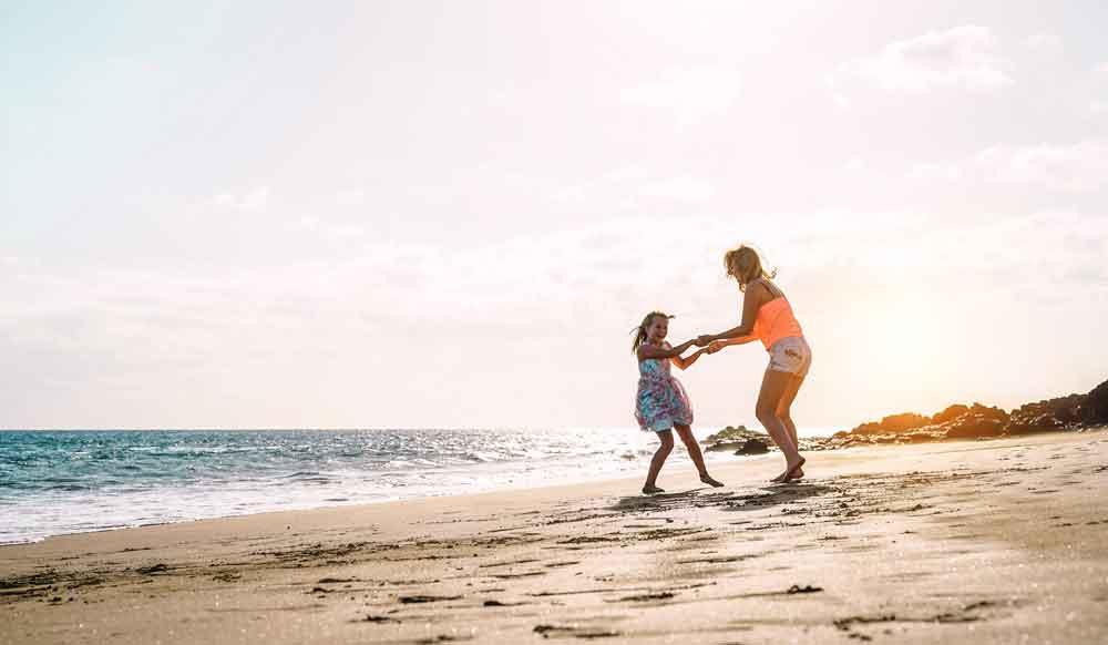 Mother Daughter Weekend Retreat