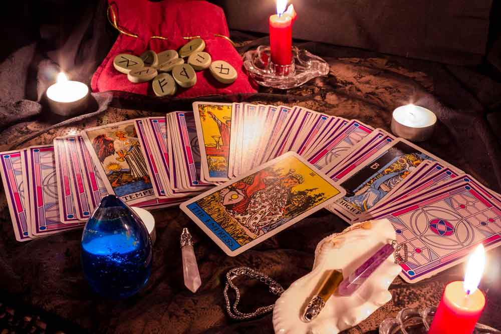 Tarot Day at Healing Inside Out