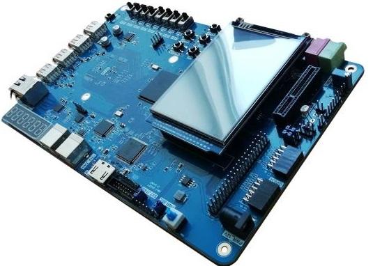 Risc-V FPGA Board PRX100