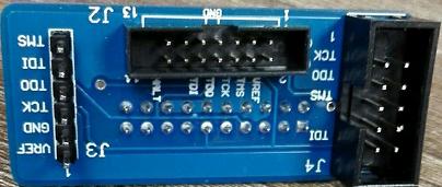 adaptor plate jtag