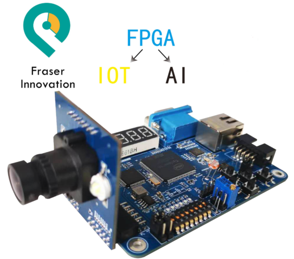 FPGA Board for Beginners embeded with JTag