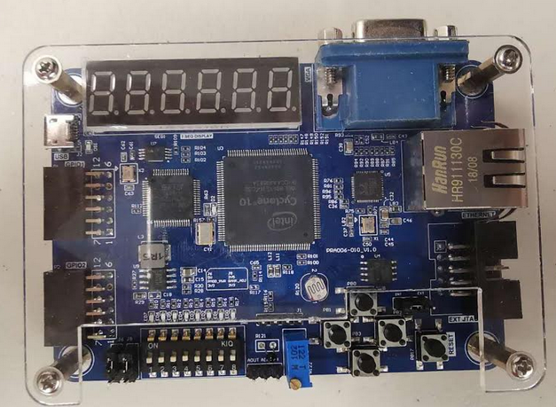 FPGA Board for beginner with free experimental manuals