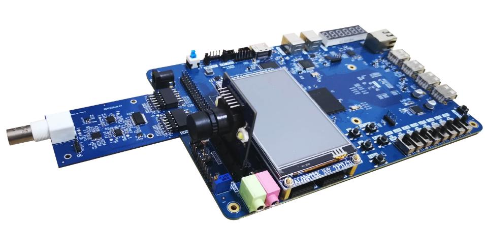 BD5640 Camera Module PCIE Interface with FPGA Board