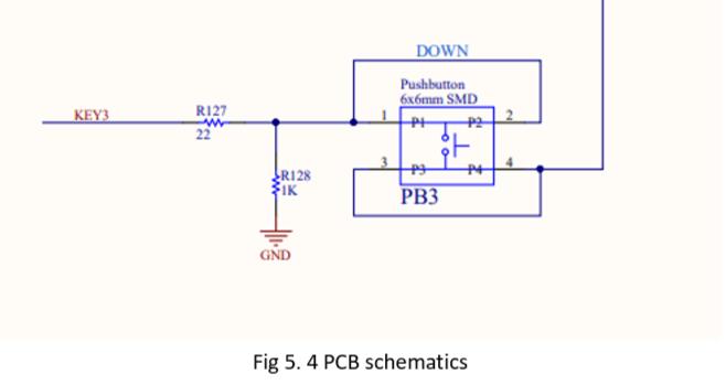 PCB schematics