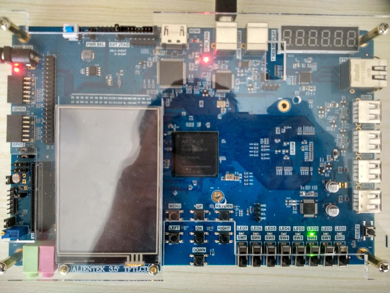 Risc-V Board Tutorial : Button Debounce Design and Experimental