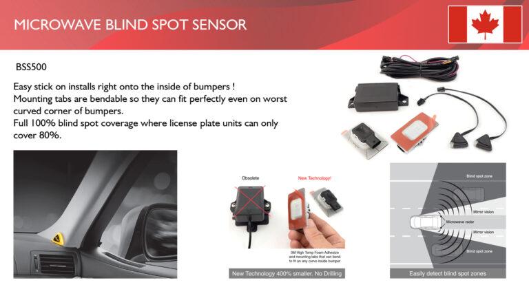 Blind Spot Sensor