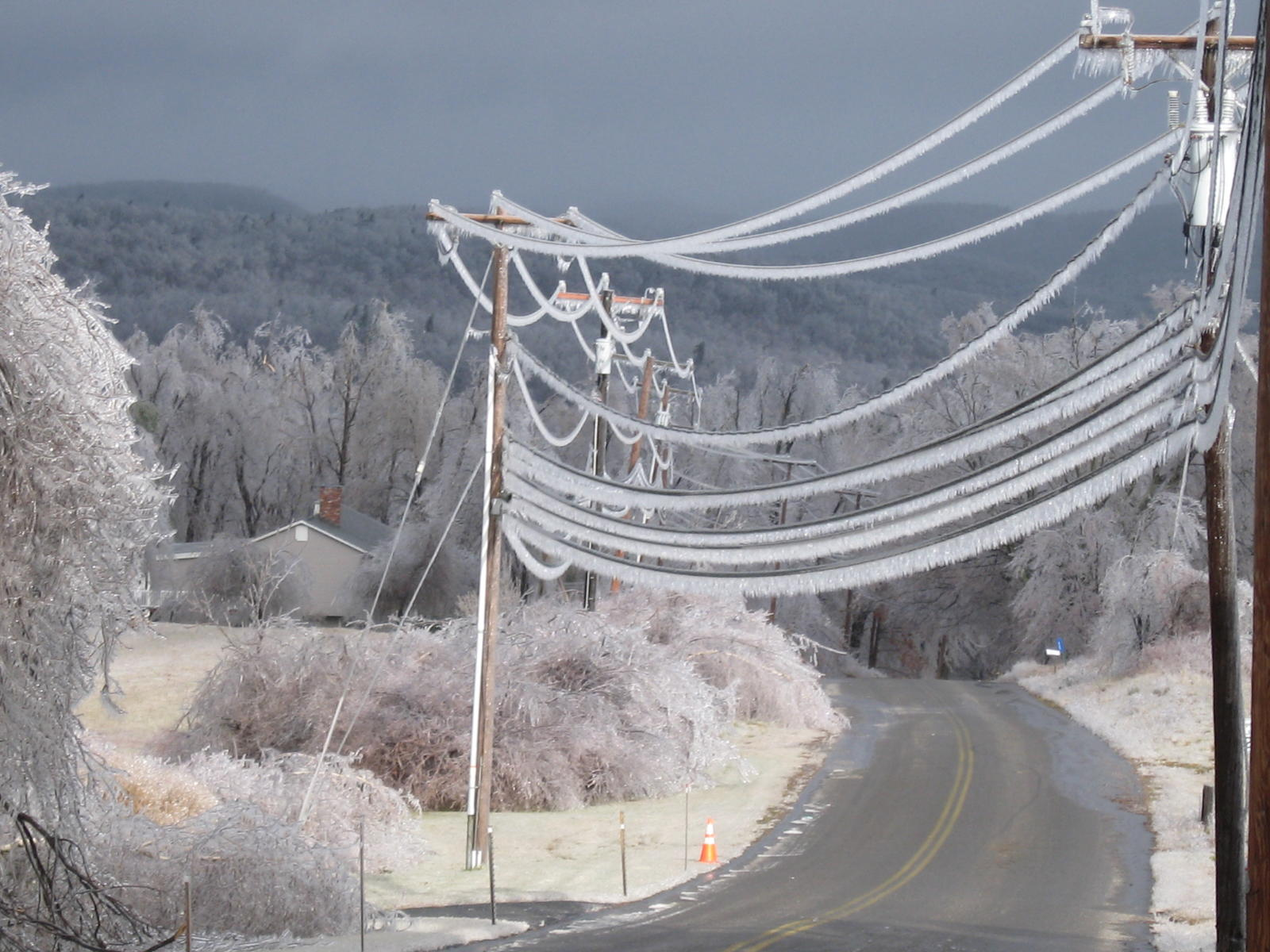 Ice Powerline