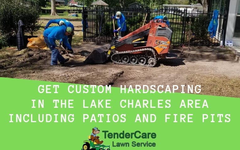 Tender Care Lawn Care Services | Lake Charles Hardscaping and Landscaping Services
