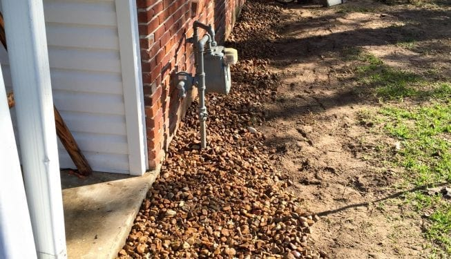 Tender Care Lawn Services   Custom Drainage Solutions