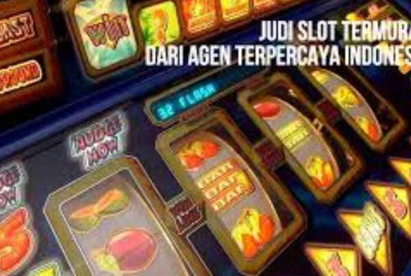 Slot Taruhan Judi Online