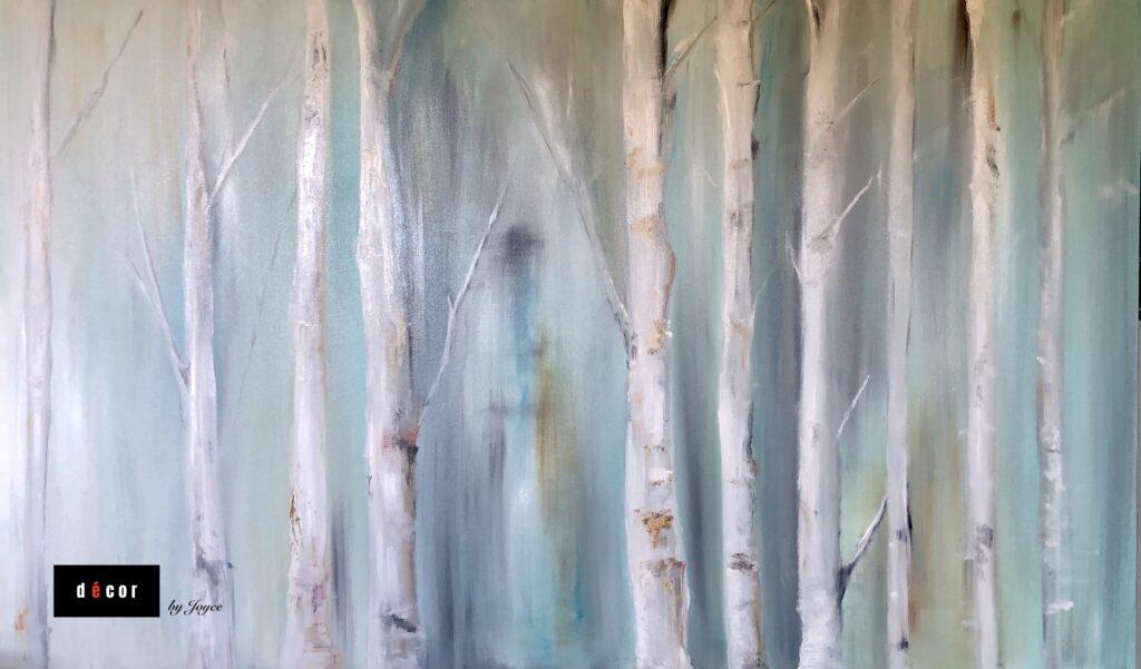 """""""Lady & Birch"""" - Gallery"""