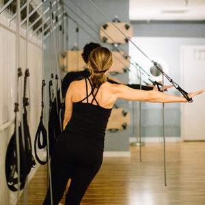 Pilates Classroom Image