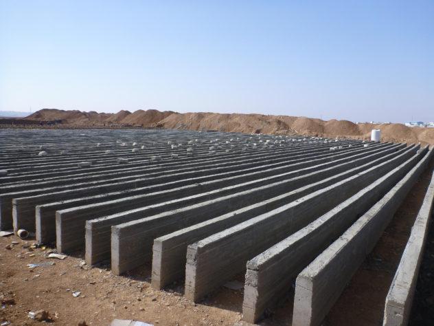 Sahab Cemetery Amman 2013