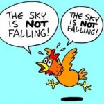 Job Growth - The Sky is Not Falling