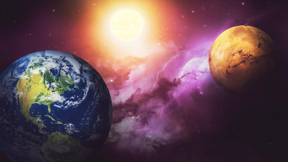 Mars in astrology