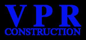 VPR Construction Logo
