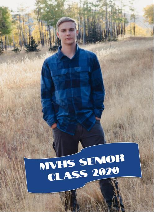Colin MVHS Senior 2020