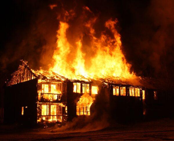 Fire Alarm Honeywell 1