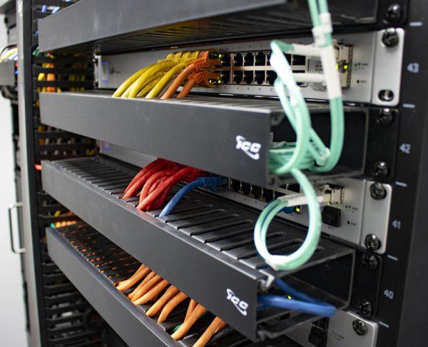 Riverside Network Installation 2