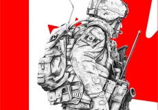 Canadian-Soldier