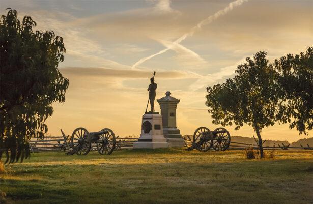 Historical Landscape Photographs