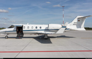 Bombardier-Learjet-31A-Exterior