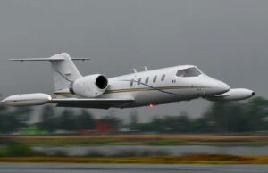 Bombardier-Learjet-35A-Exterior