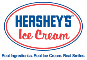 Clay's Cafe proudly serves Hershey's Ice Cream