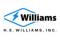 H.E. Williams, Inc. logo