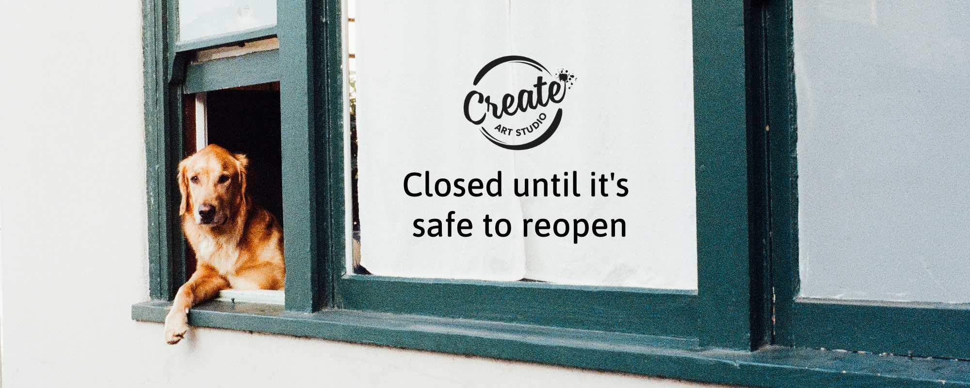 Temporary closure details