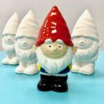 Ceramic Gnome with beard