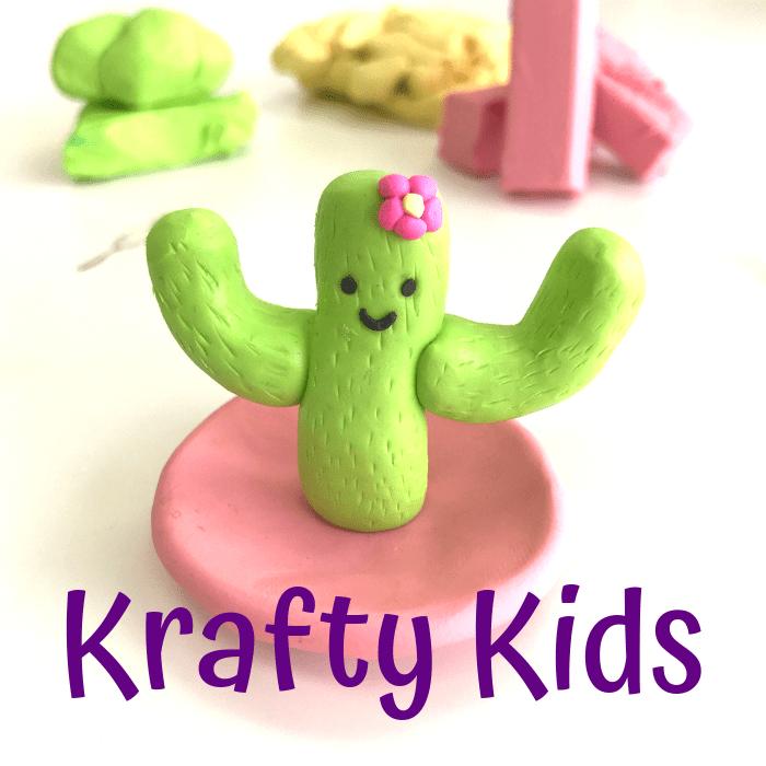 Create Art Studio Krafty Kids art class online