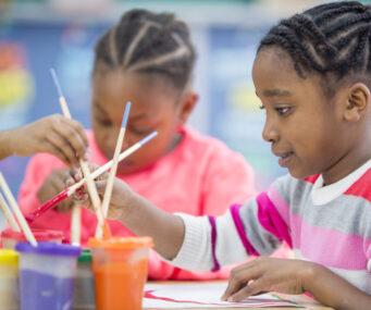 Create Art Studio After School Program for young artists
