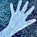 Robot Hand Art
