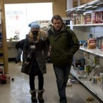 """Anna Jacoby-Heron and Matt Damon in """"Contagion"""""""