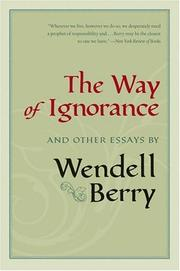 The Way of Ignorance cover