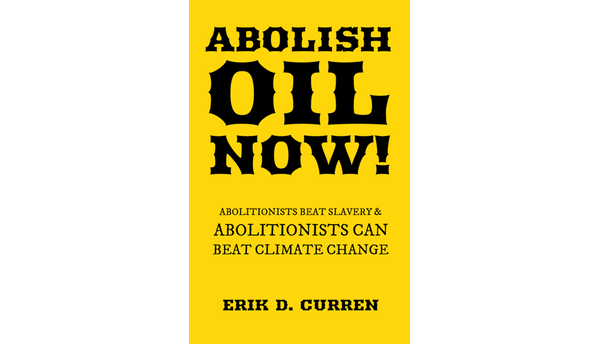Abolish Oil Now! cover