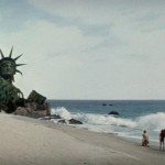 Planet of the Apes shot