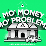 Are rich people more unethical?