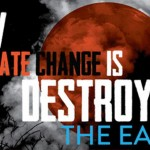 Infographic on climate change