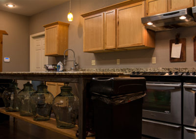 Hunting Lodge - Cooking Area