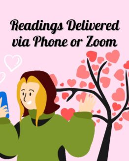 Phone, Text, Zoom & Video Readings
