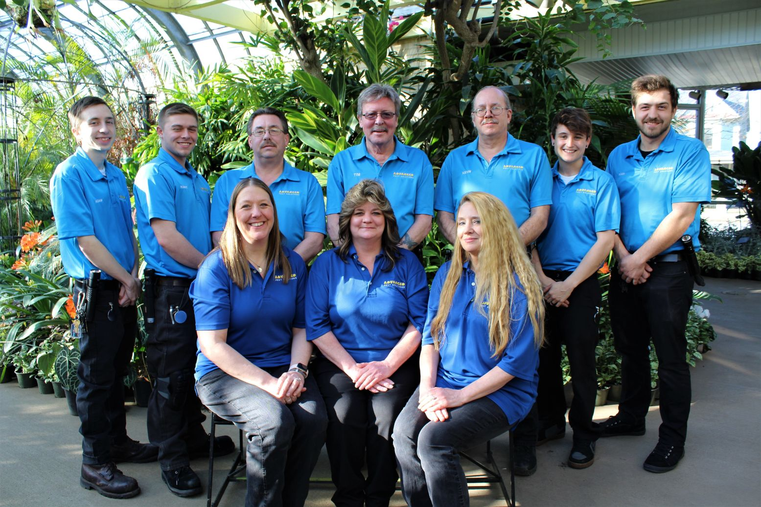 Advanced Pest Solutions Group Photo