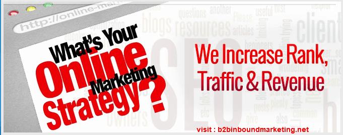 increase web site rank traffic revenues