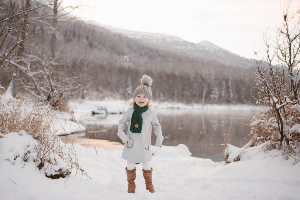 What to wear for winter portraits