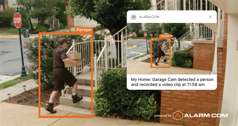 wifi security cameras Avenger Security